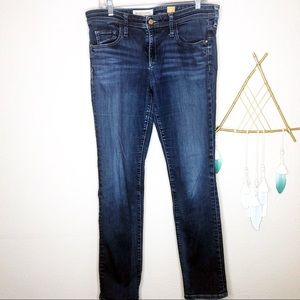 Pilcro & the Letterpress | Skinny Serif Jeans
